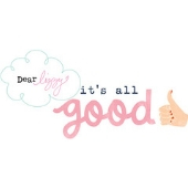 It's All good by Dear Lizzy de American Crafts