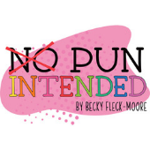 No Pun Intended de Photo Play Paper