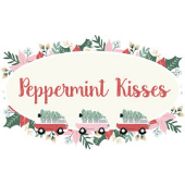 Peppermint Kisses de Kaisercraft