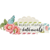 Simple Vintage Botanicals de Simple Stories