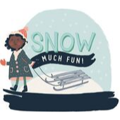 Snow Much Fun de Carta Bella