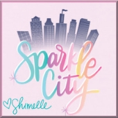 Sparkle City by Shimelle de American Crafts
