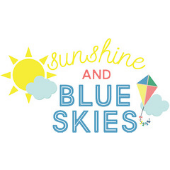 Sunshine & Blue Skies de Simple Stories