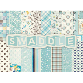 Swaddle Boy d'Authentique