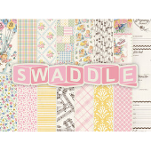 Swaddle Girl d'Authentique
