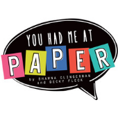 You Had Me At Paper de Photo Play Paper