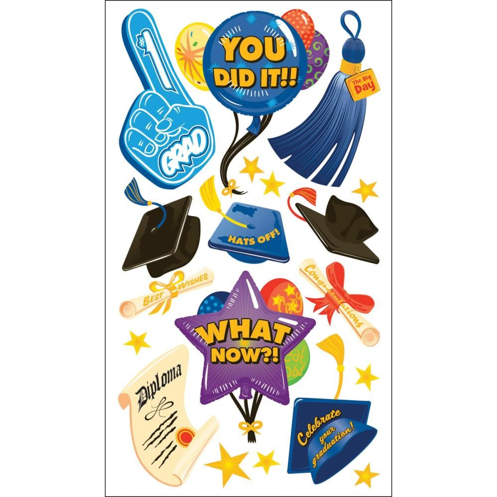 You Did It! Stickers