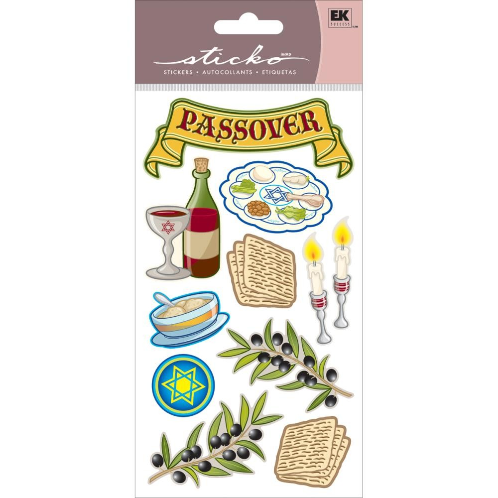 Passover Tradition Stickers