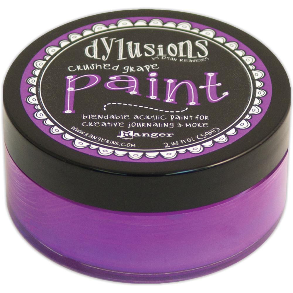 Pintura Acrílica Dylusions - Crushed Grape