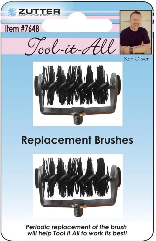 Replacement Brushes Tool it All