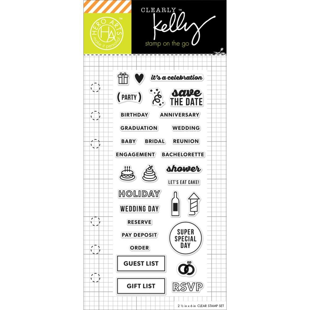 Sellos Occasion Planner Kelly Purkey