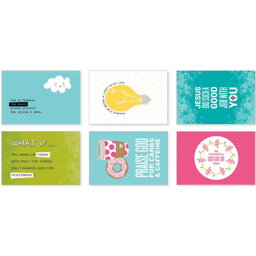 Friendship Blessings By Mail Postcards