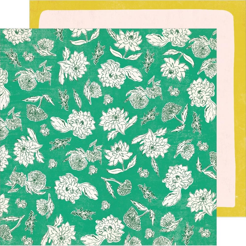 Papel Estampado Doble Cara 12x12 Sunny Days Whimsy