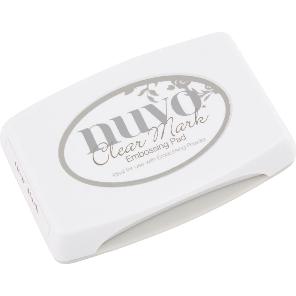 Tinta Nuvo Embossing - Clear