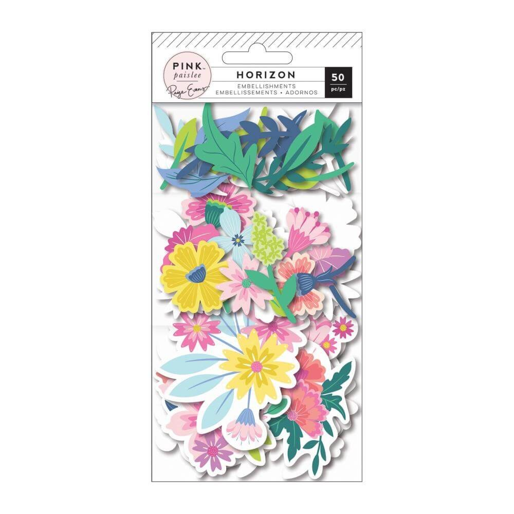 Die Cuts Horizon Mixed Floral