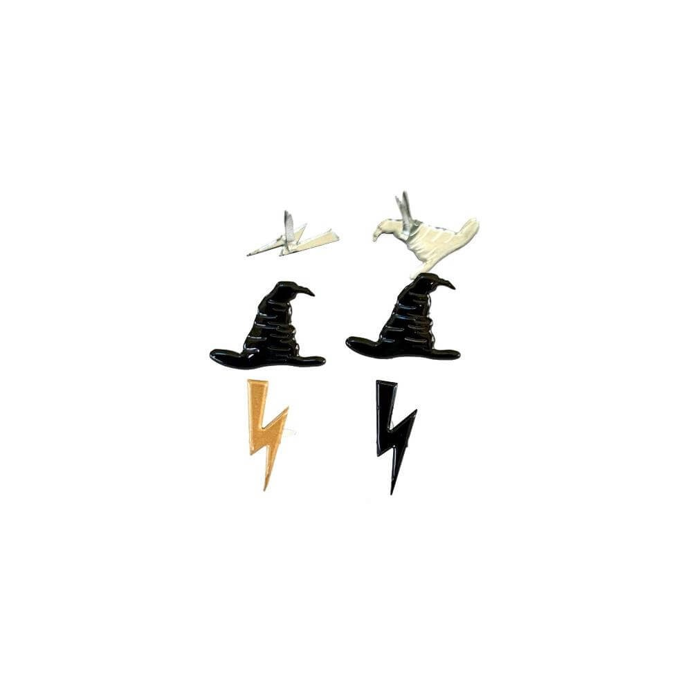 Brads Harry Potter Hat & Lightning Bolt