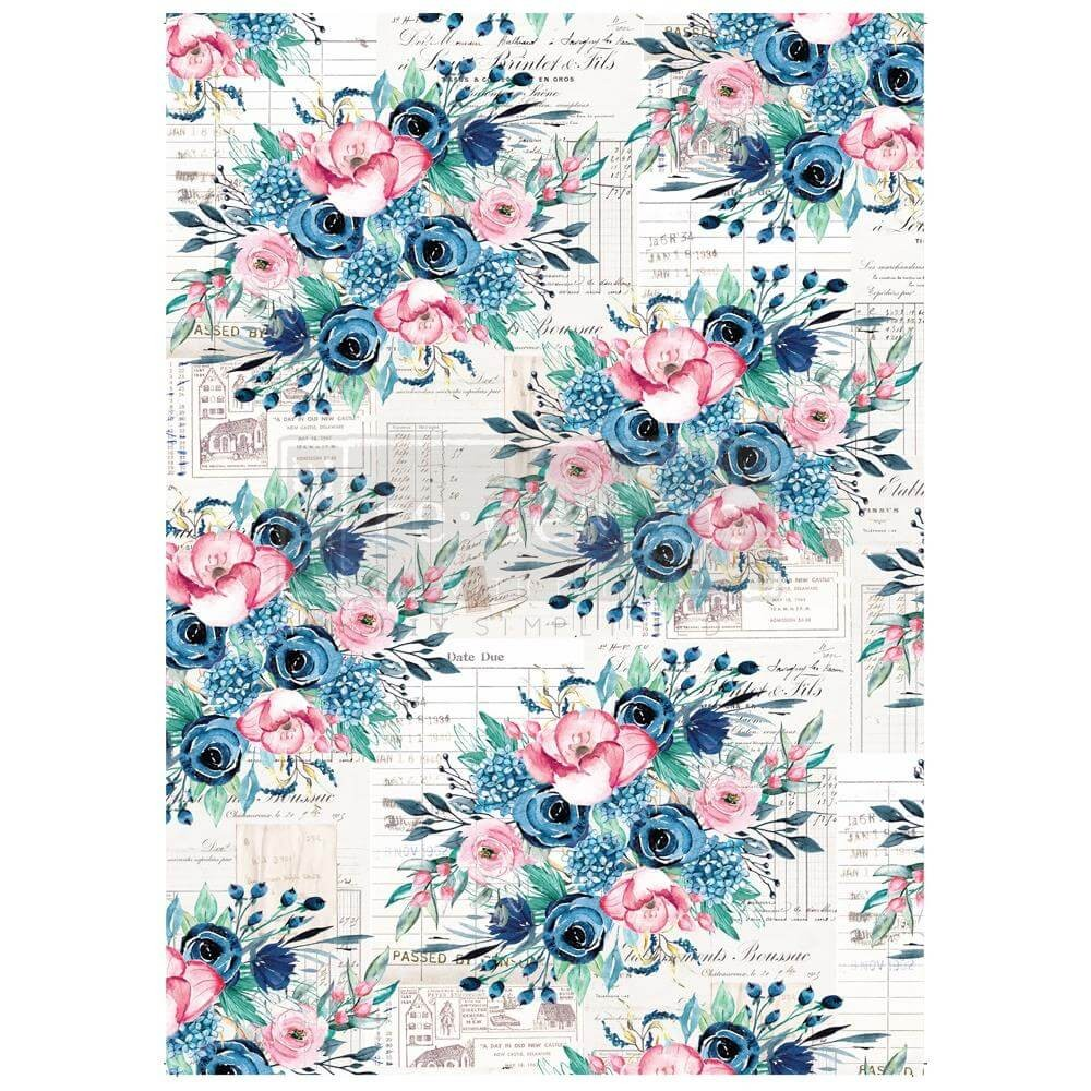 Papel Estampado Mulberry Re Design Paulette