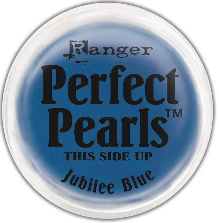 Polvos Perfect Pearls Jubilee Blue