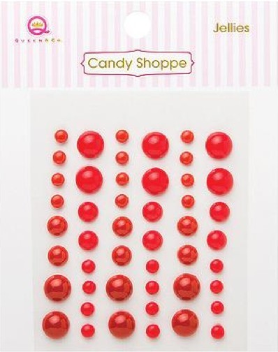 Candy Shoppe Jellies Red