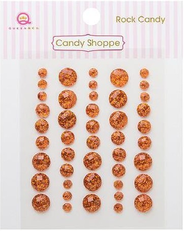 Candy Shoppe Rock Candy Orange