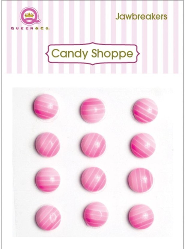 Perlitas Candy Shoppe Jawbreakers Cotton Candy