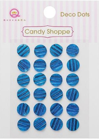 Candy Shoppe Deco Dots Blue