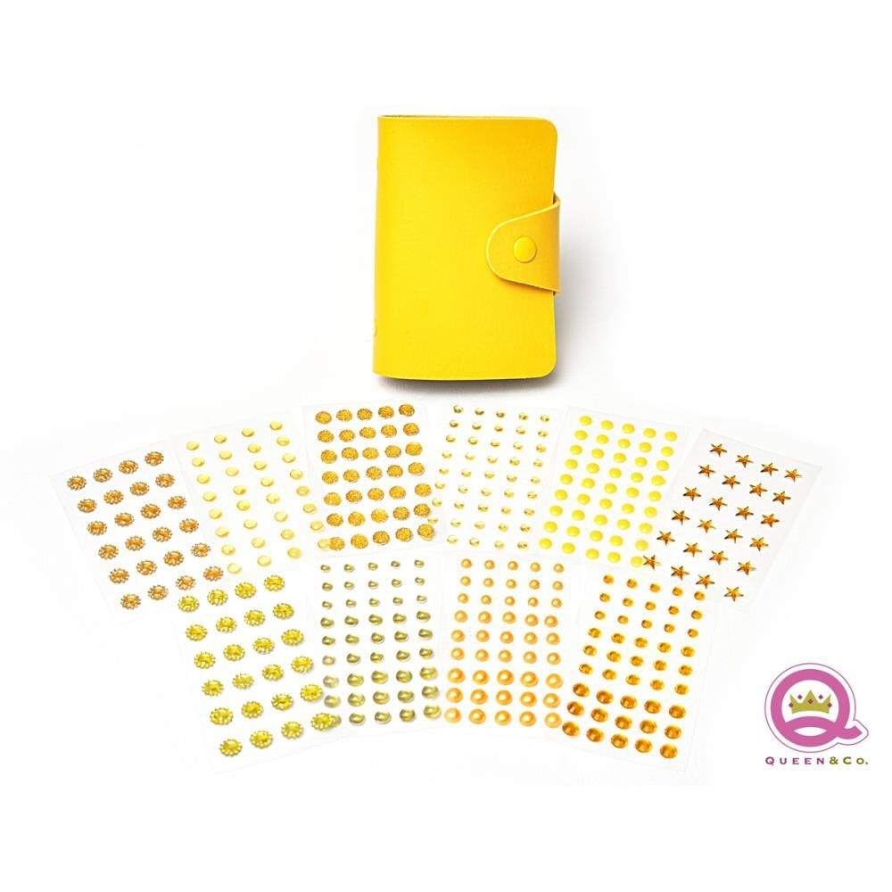 Bling Book Yellow