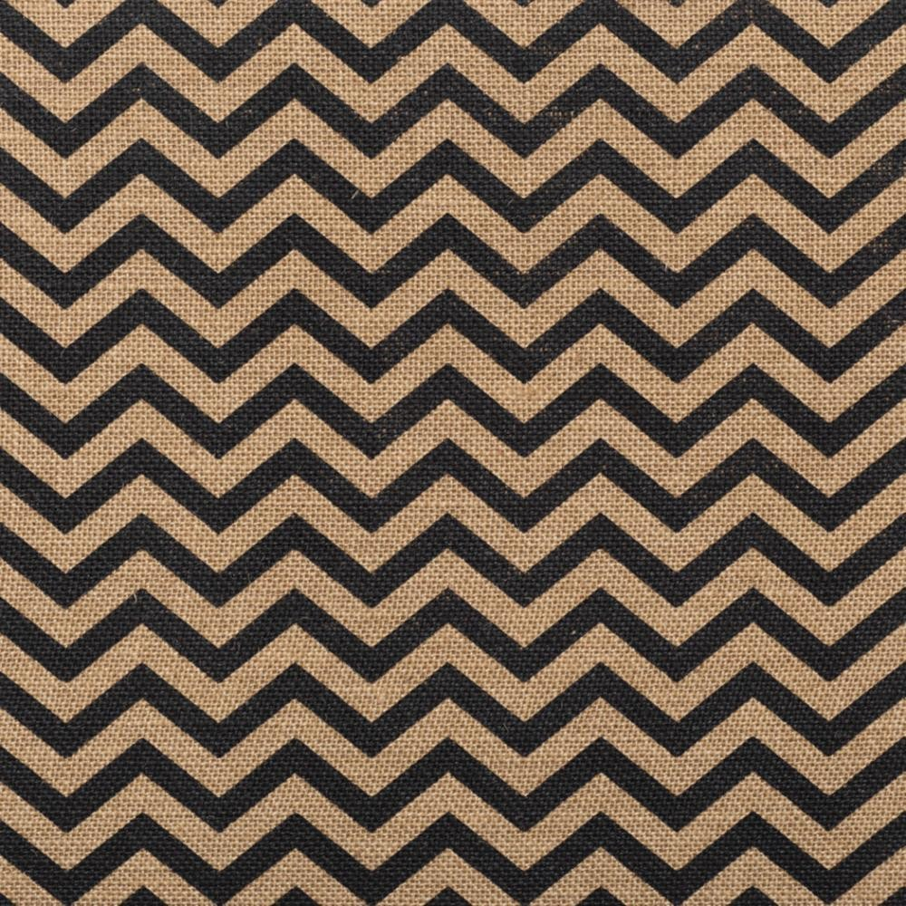 Papel estampado Una cara 12x12 DIY Shop Chevron Burlap