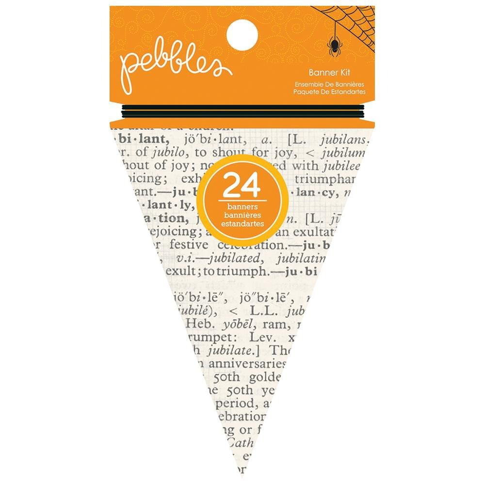 Triangle Banner Kit