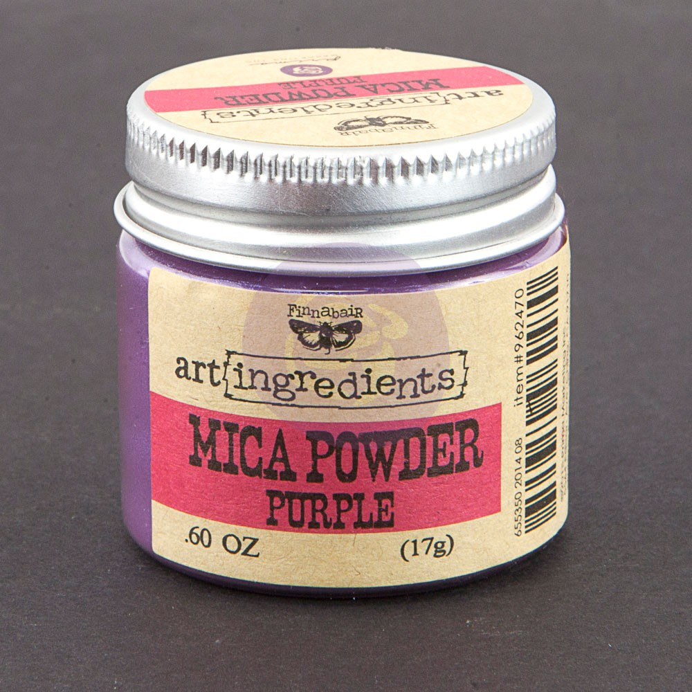 Polvos de Mica Purple