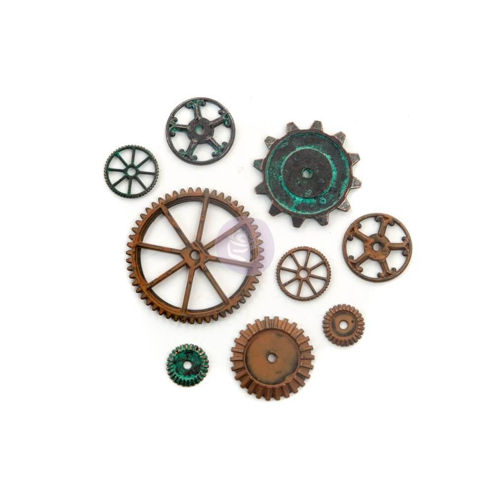 Metálicos Mechanicals Machine Parts Finnabair