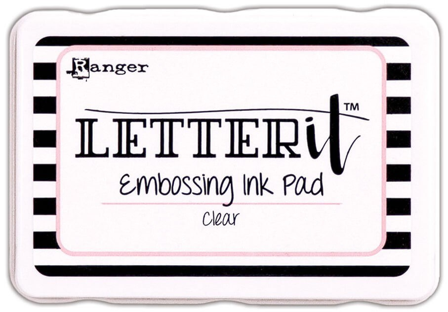 Tinta para Embossing - Letter It