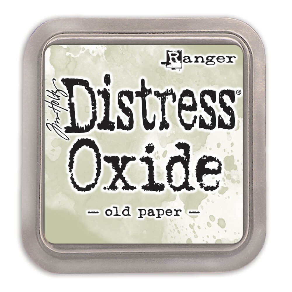 Tinta Distress Oxide Ink - Old Paper