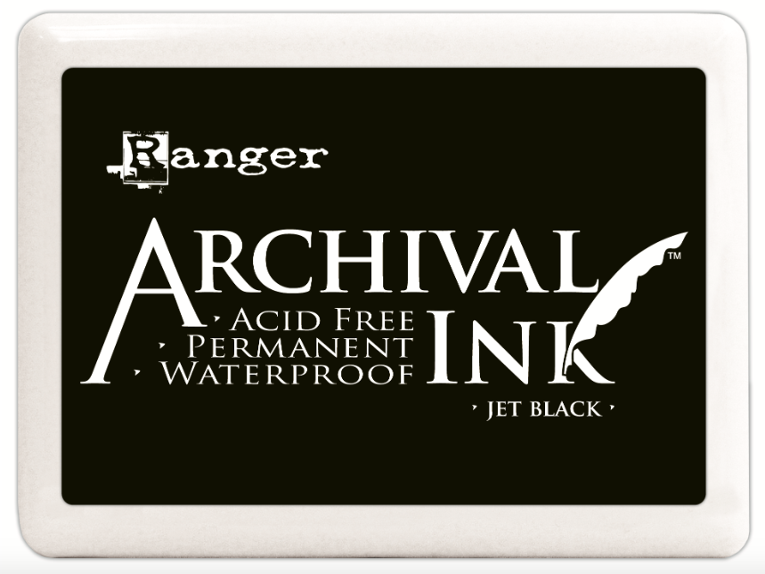 Tinta Jumbo Archival Ink Jet Black
