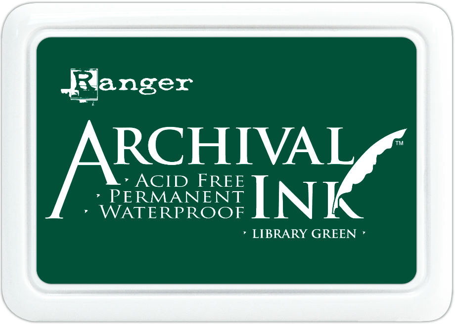Tinta Archival Ink Library Green