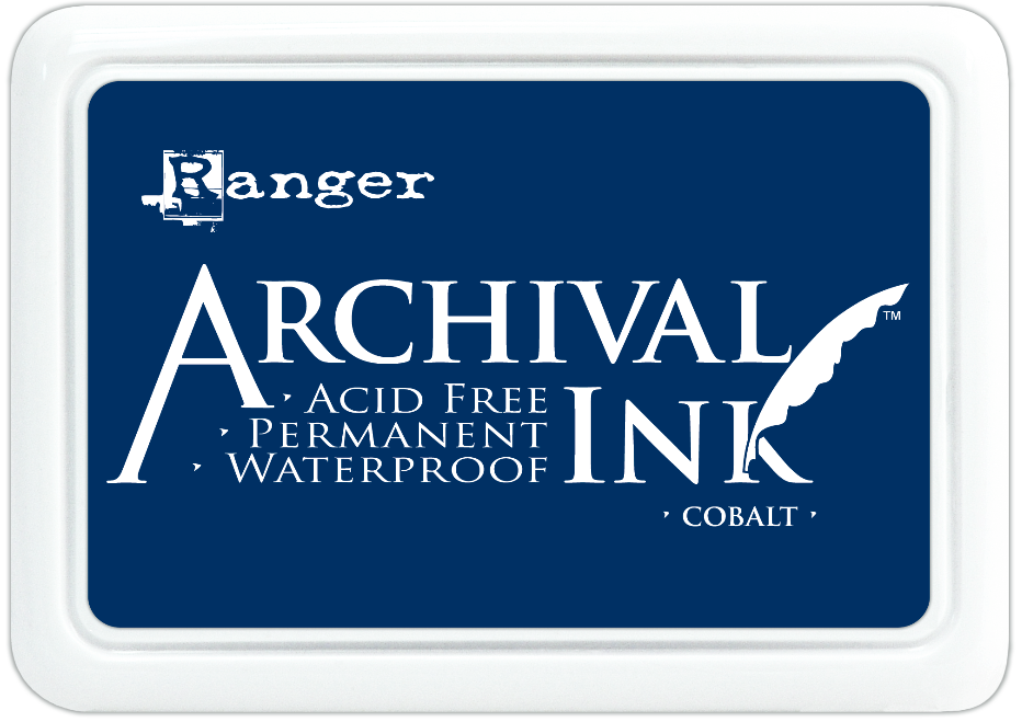 Tinta Archival Ink Cobalt