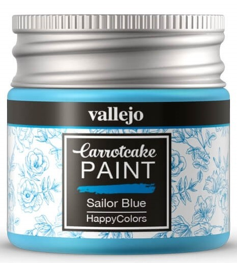 Pintura acrílica Carrotcake   Sailor Blue