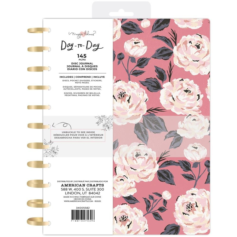 Cuaderno Day to Day Maggie Holmes Floral