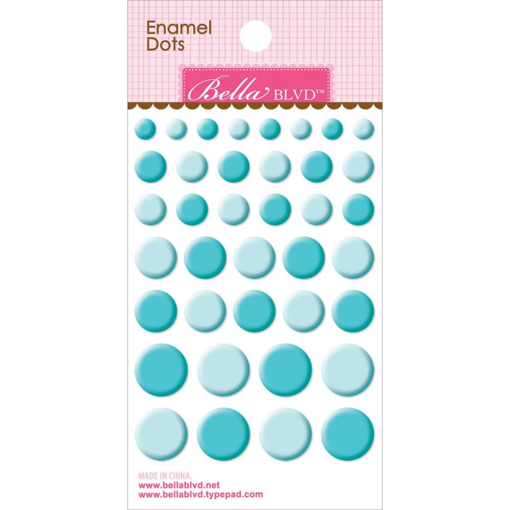 Enamel Ice Dots