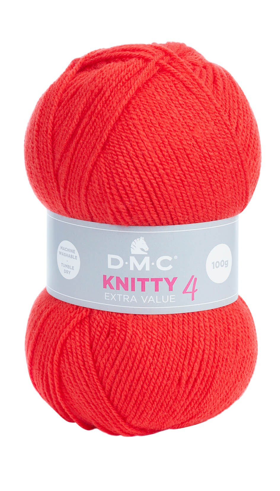 Lana acrílica DMC Knitty 4 Just Knitting 100 g 690
