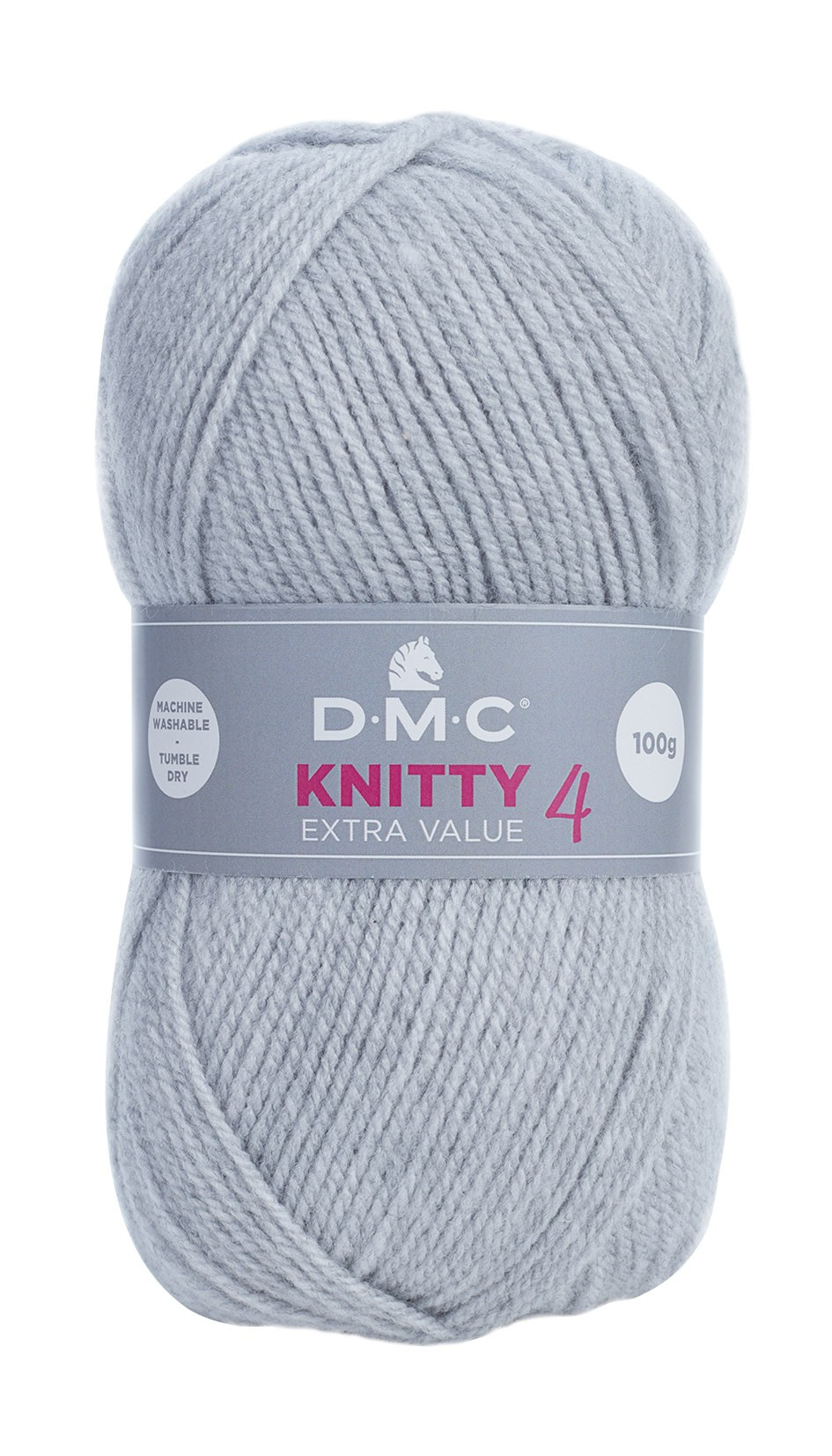 Lana acrílica DMC Knitty 4 Just Knitting 100 g 814