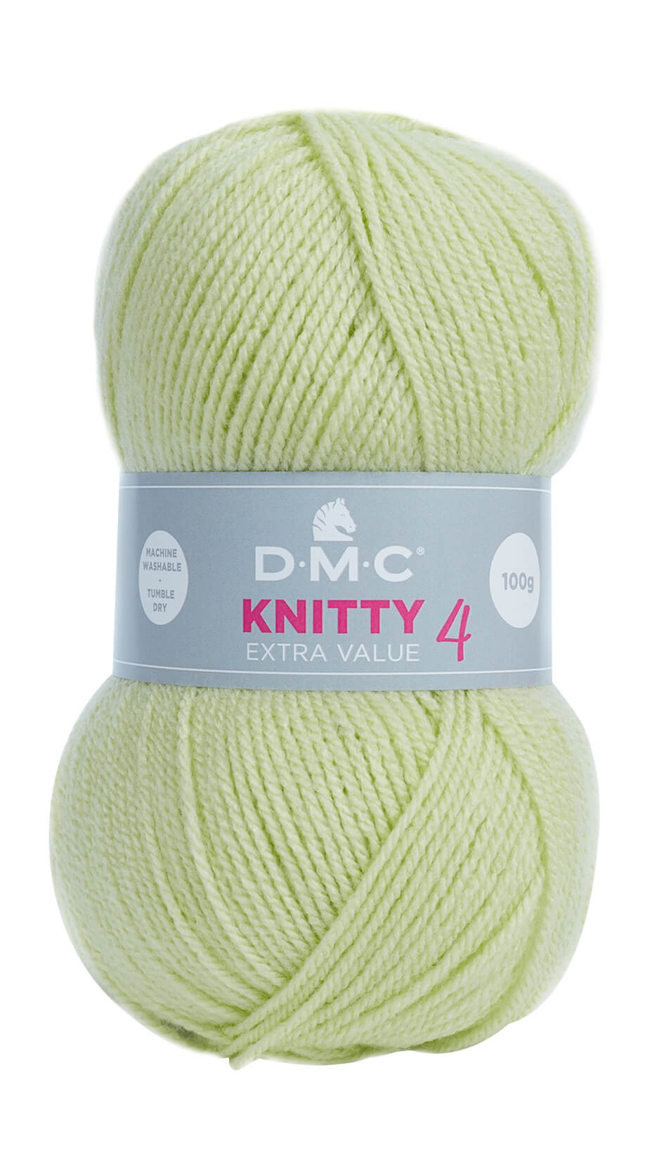 Lana acrílica DMC Knitty 4 Just Knitting 100 g 882