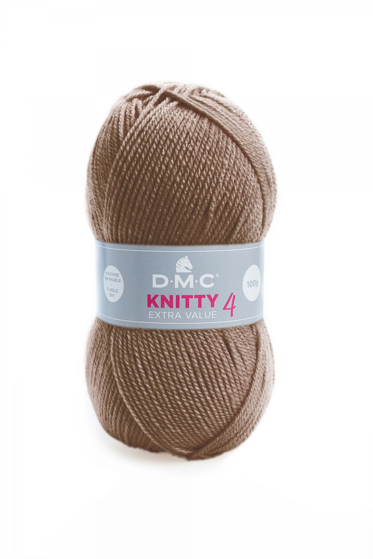Lana acrílica DMC Knitty 4 Just Knitting 100 g 927
