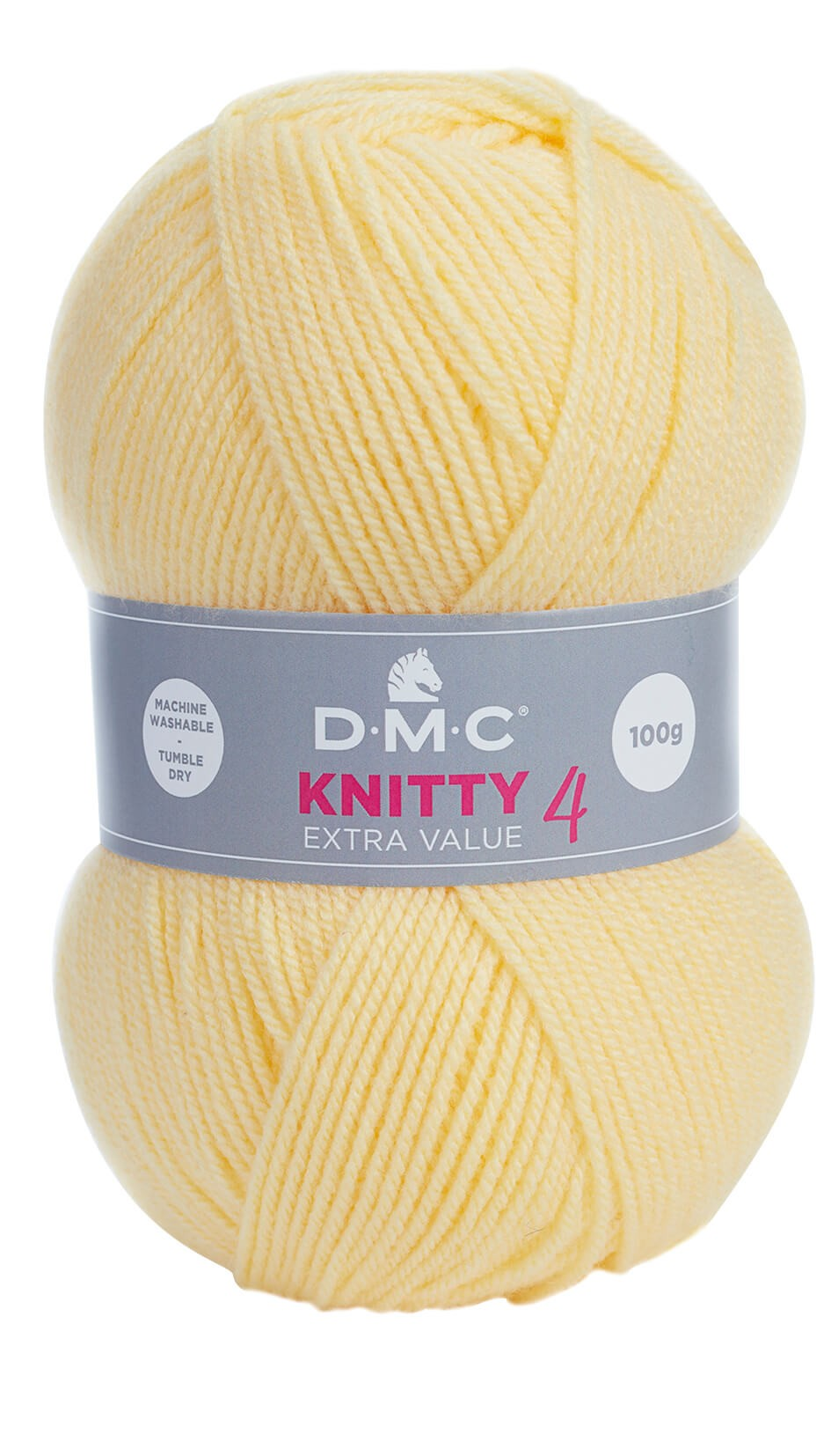 Lana acrílica DMC Knitty 4 Just Knitting 100 g 957