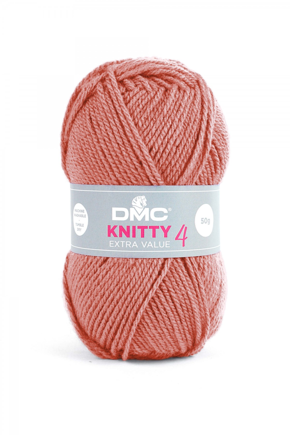 Lana acrílica DMC Knitty 4 Just Knitting 50 g 702