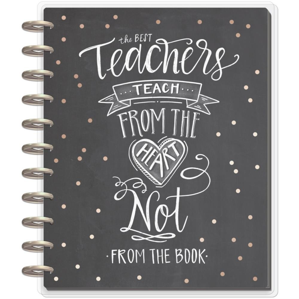 Planificador Grande Happy Planner Teach From The Heart