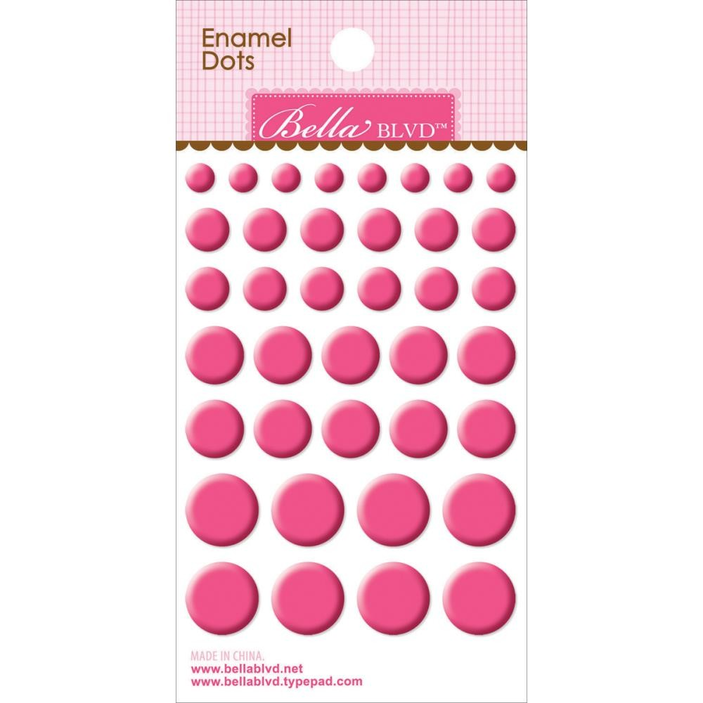 Enamel Punch Dots