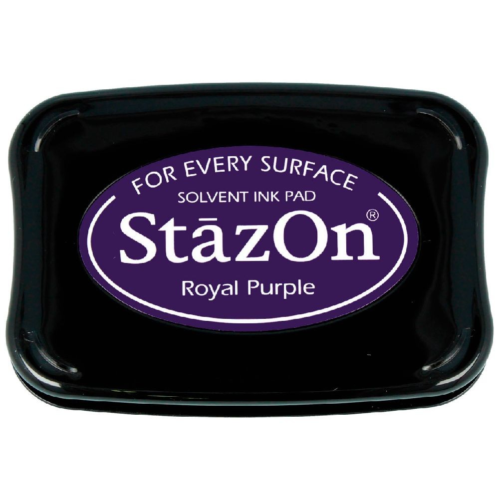 Tinta StazOn Royal Purple