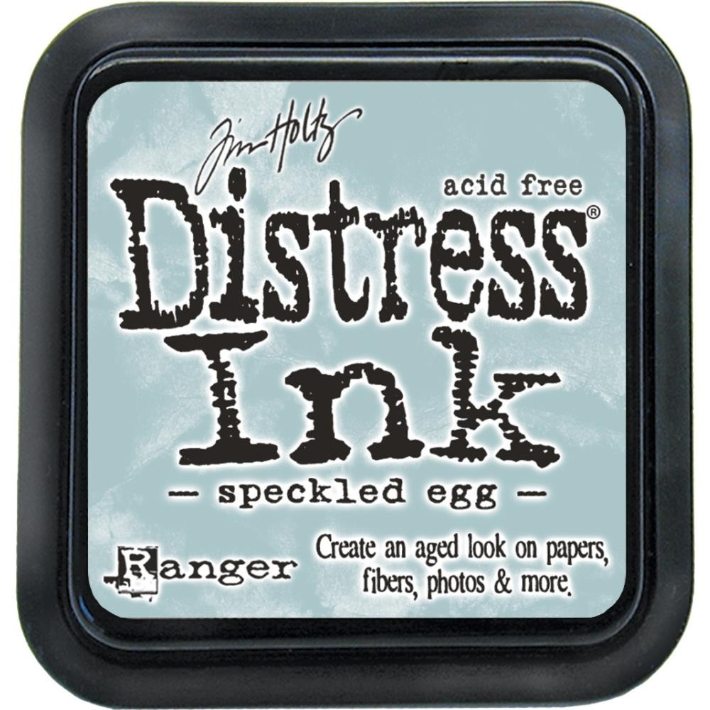 Tinta Distress ink Speckled Egg