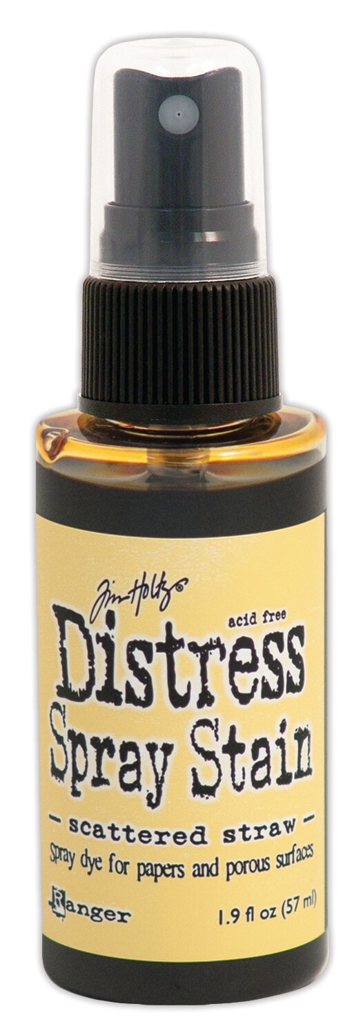 Tinta Distress Spray Stain Scattered Straw